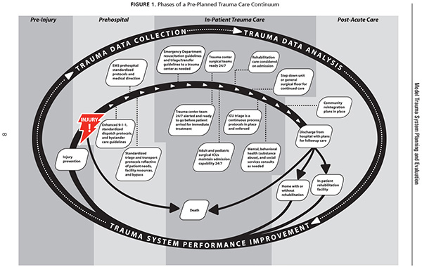EMS Model - Trauma System (preview)